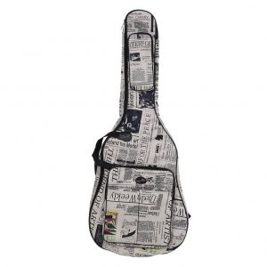 Funda para guitarra de algodón
